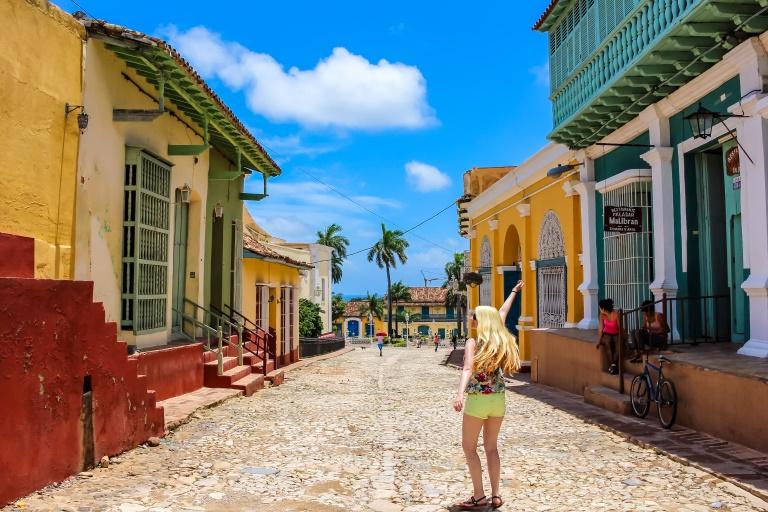 Spaziergang in Cienfuegos, Kuba