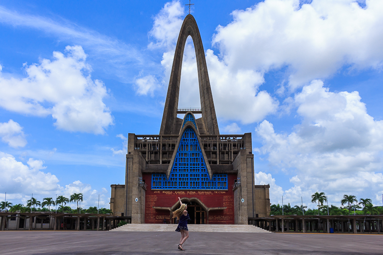 Entdeckungstour rund um Punta Cana | Basilica Catedral Nuestra Senora de la Altagracia