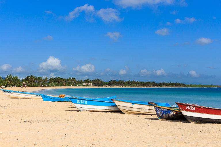 Entdeckungstour rund um Punta Cana | Macao Beach - Menschenleerer Strand