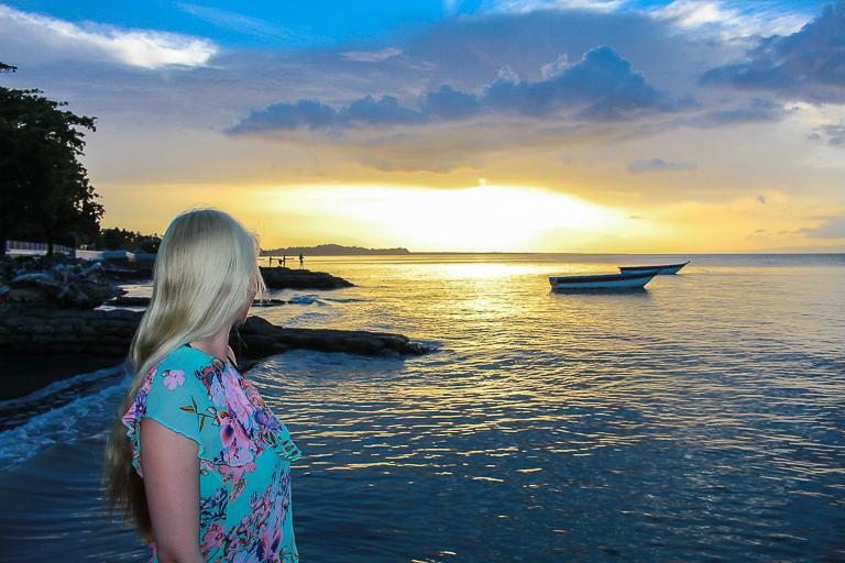 Entdeckungstour rund um Punta Cana | Miches - Sonnenuntergang