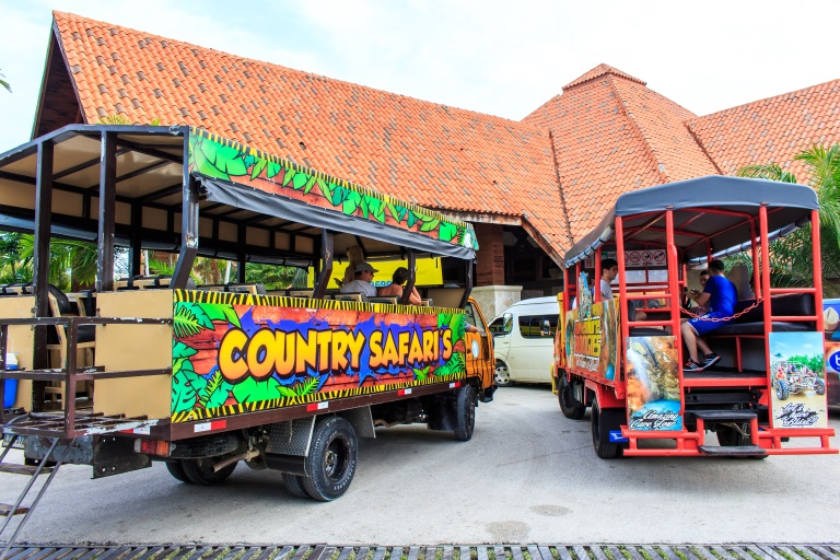 Punta Cana Ausflug | Country Safari Truck