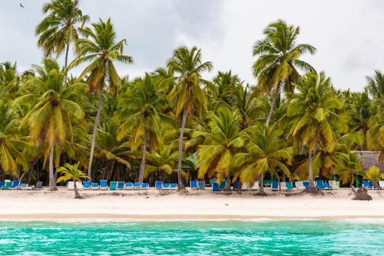 Saona Ausflug | Verlassener Strand