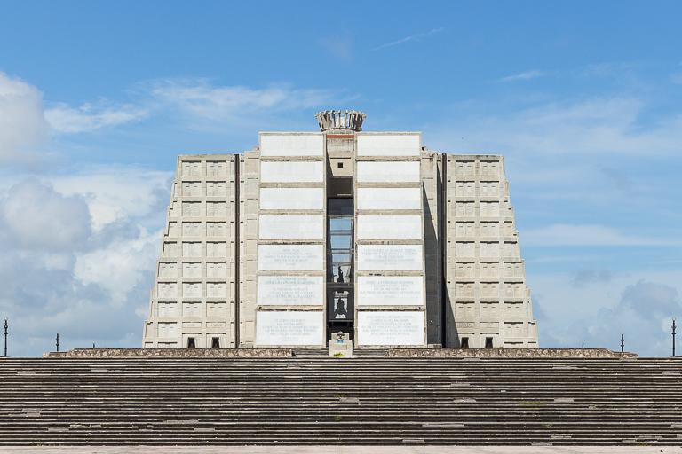 Santo Domingo Ausflug | Faro a Colon - Vorderseite