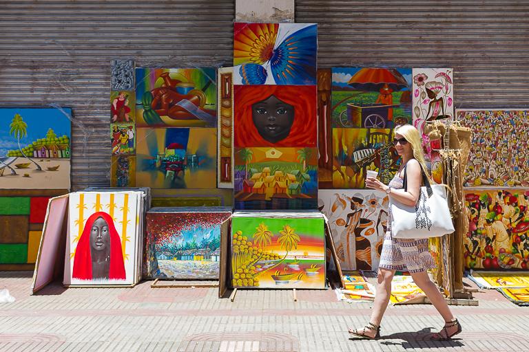 Santo Domingo Ausflug | Innenstadt - Spaziergang