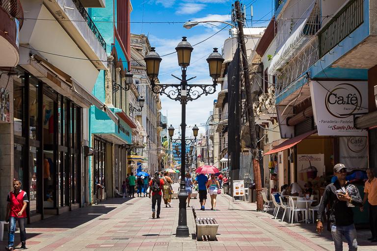 Santo Domingo Ausflug | Innenstadt
