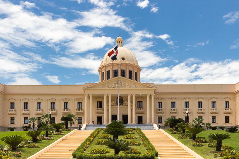 Santo Domingo Ausflug | Palacio Nacional