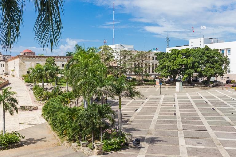 Santo Domingo Ausflug | Plaza de Espana