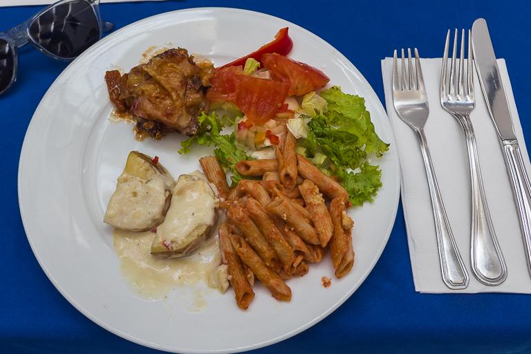 Santo Domingo Ausflug | Restaurante Atarazana