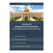 Reisecheckliste | KOFFERBOX DOMINIKANISCHE REPUBLIK