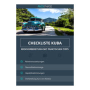Reisecheckliste | KOFFERBOX KUBA