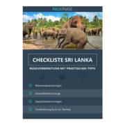 Reisecheckliste | KOFFERBOX SRI LANKA