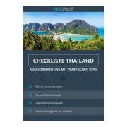 Reisecheckliste | KOFFERBOX THAILAND